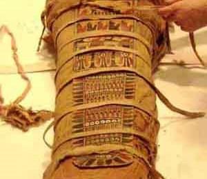 Seni Penguburan ala Mesir Kuno