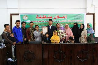 Mahasiswa Indonesia Kembali Menorehkan Prestasi Di Al-Azhar
