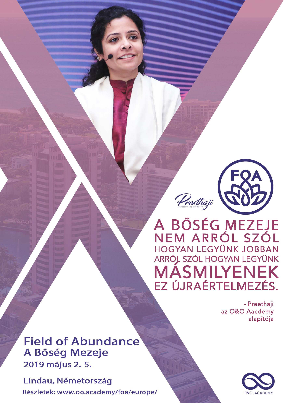Preethaji - Bőség Mezeje - Field of Abundance