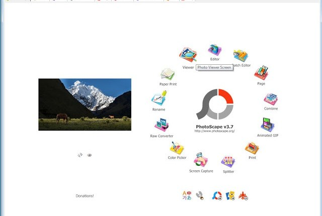 تحميل برنامج فوتوسكيب 2019 download PhotoScape