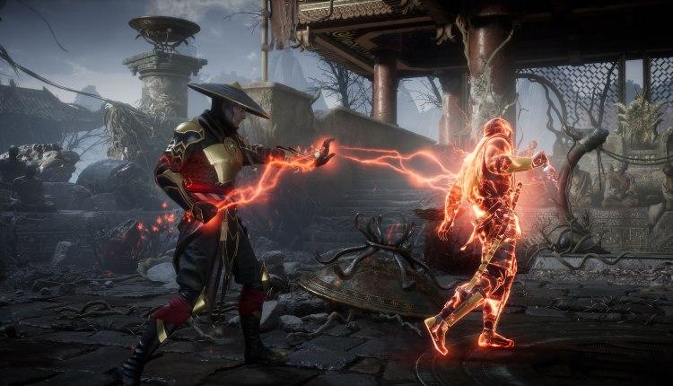 صور من داخل لعبة مورتال كومبات 11 Mortal Kombat