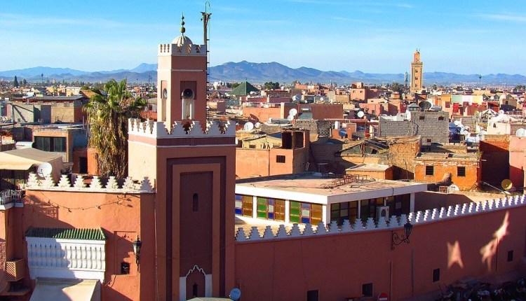 أهم المزارات السياحية في مدينة مراكش