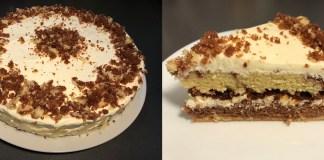 Торт Неженка _