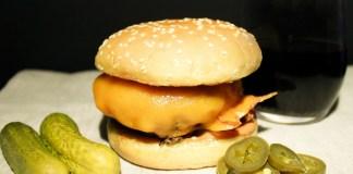 Американский чизбургер _
