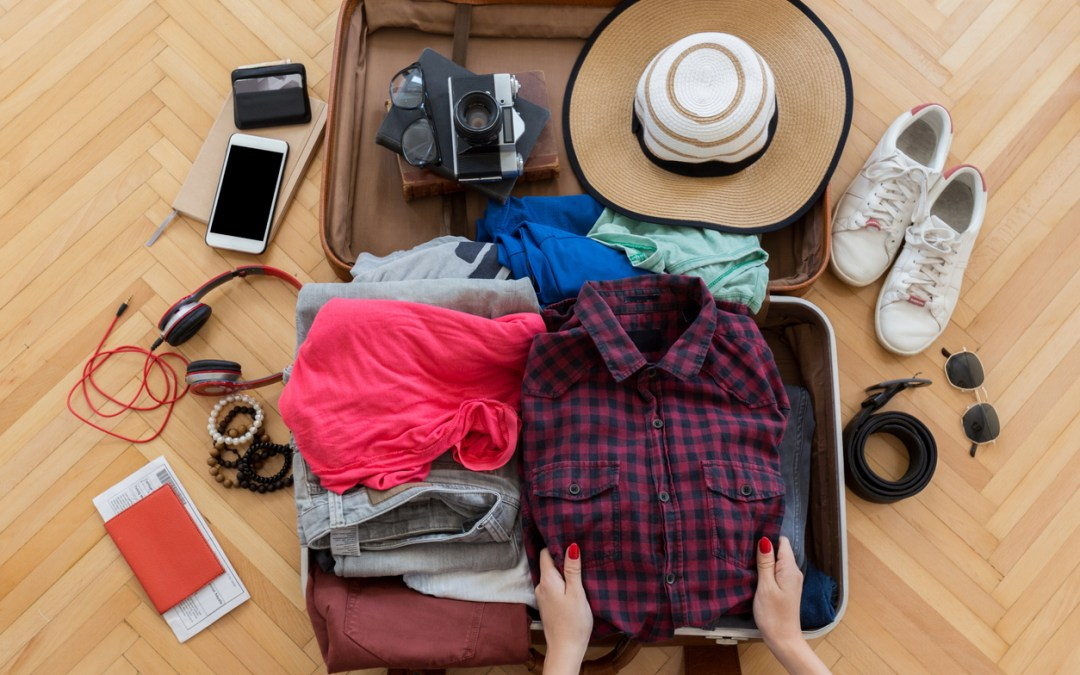 TIPS FOR YOUR HEALTHY VACATION PACKING LIST
