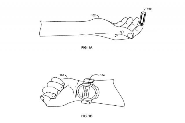 Google a patentat un glucometru fără înțepătură
