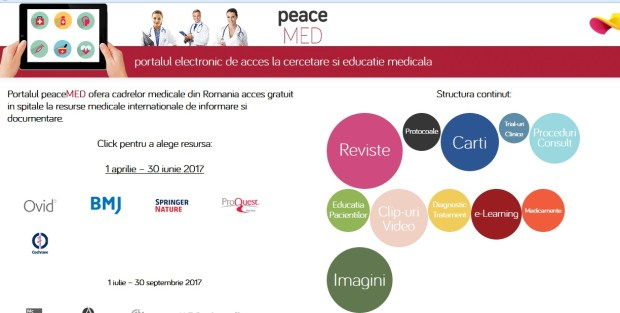 publicatii medicale peaceMED