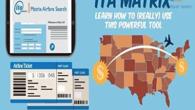 Photo of Get started with ITA Matrix flight search engine for cheap flights