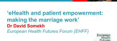 EHFF presentation @ PALANTE Project Final conference 23rd June 2015