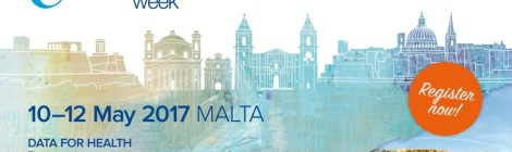 European Commission eHealth week 2017, Malta