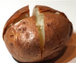 Baked Potato - 8 oz (227 grams) = 165 calories