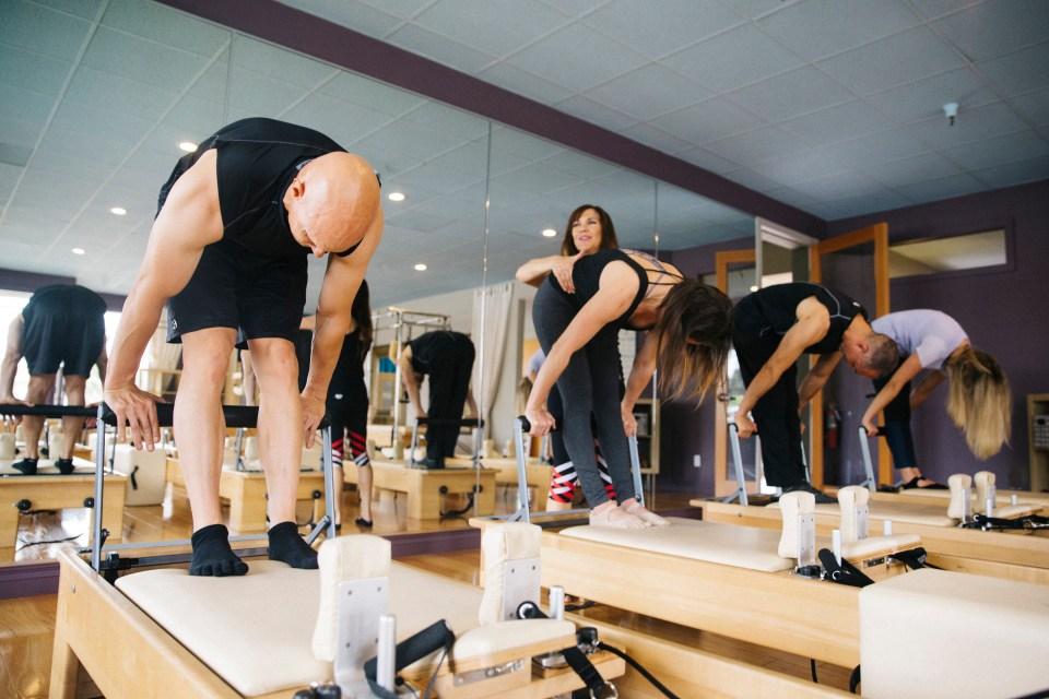 EHF Pilates Reformer classes