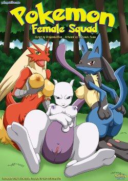 female pokemon hentai
