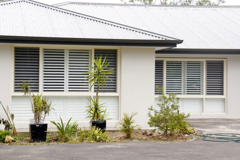 Different Materials of Plantation Shutters