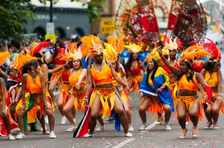 Antigua and Barbuda Summer Festival Carnival 2017