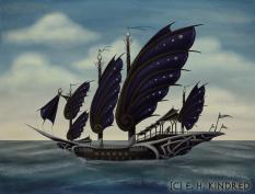 Montevale's Ship