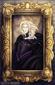Luke's Portrait