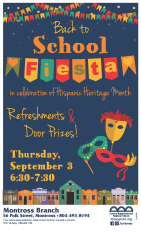 #32740 Back to School Fiesta