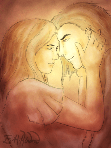 Alastair and Elanor