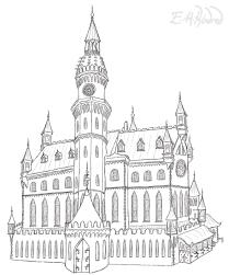 Del Sayronet Sketch