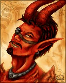 Stefin's Demon Form