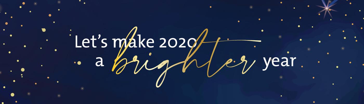 Make 2020 Bright