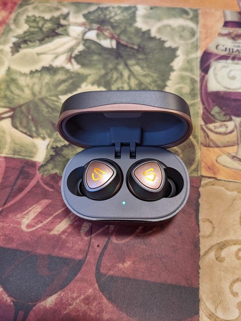 Soundpeats Sonic True Wireless earbuds