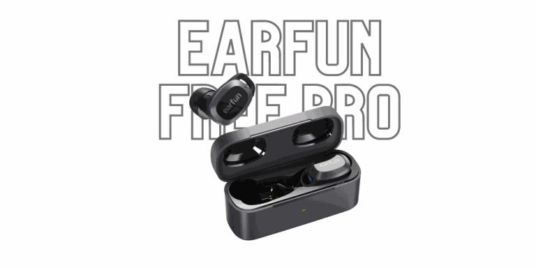 Earfun Free Pro Review : FIIL T1 Pro Competitor?