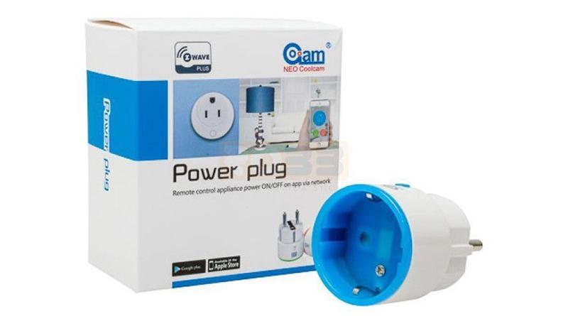 Slimme stekker Neo Coolcam power plug