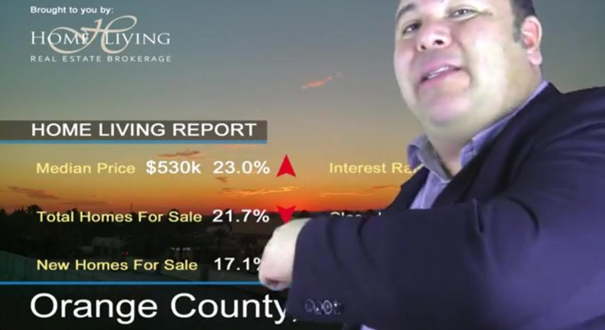 Diego Loya Home Living Orange County Real Estate Report 1-2014