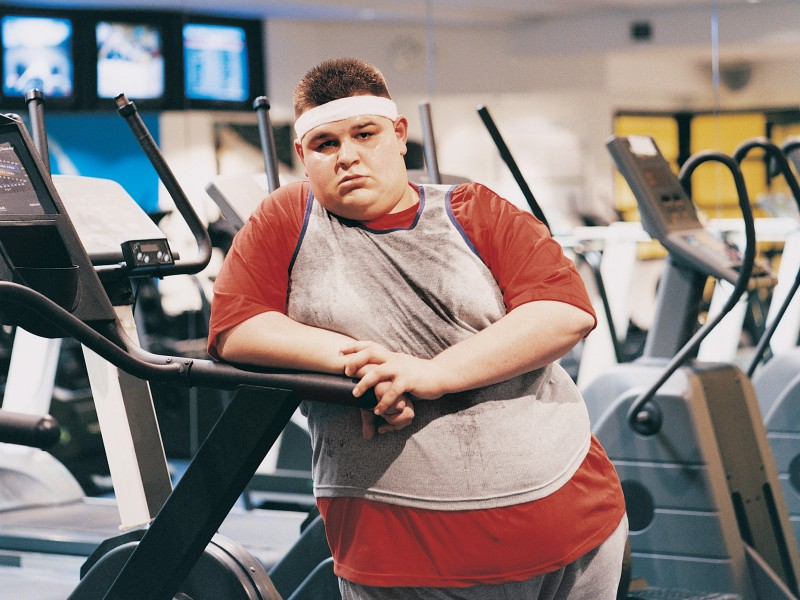 Being Fit Obese Is No Match For Early Death Easy