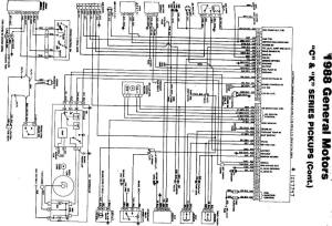 1989 chevy truck wiring diagram  Ehotpics