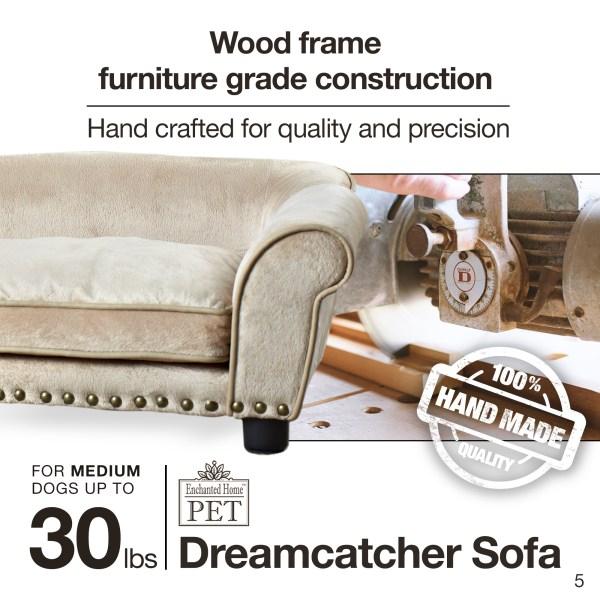 Ultra Plush Dreamcatcher Sofa