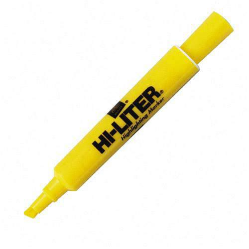highlighter-yellow