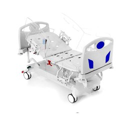 Electrical Intensive Care Pediatric Bed