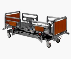 Electrical Intensive Care Bed - Four Motors