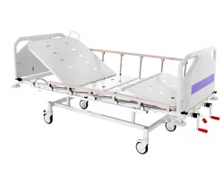 Mechanical Patient Bed Three Adjustments