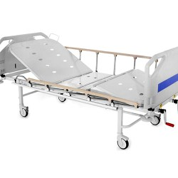 Mechanical Patient Bed Two Adjustments
