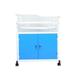 Baby Cot with Cupboard