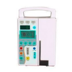 AJ-P300G Infusion Pump with Drug Library & Infusion Record