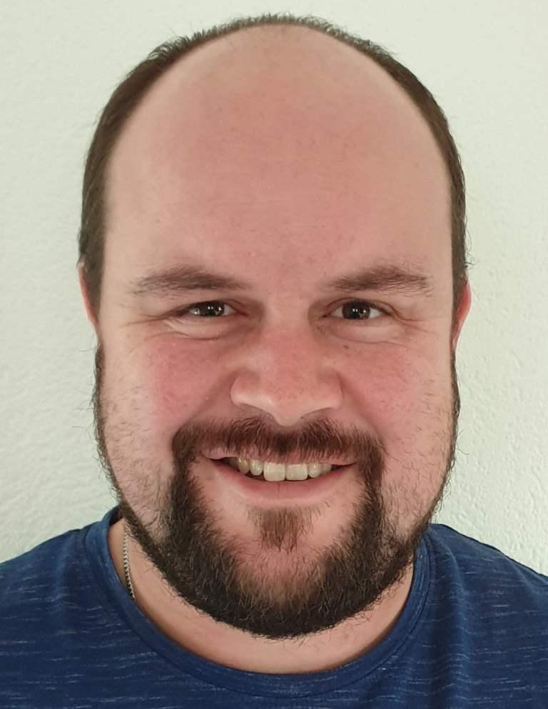Porträt Samuel Krebs