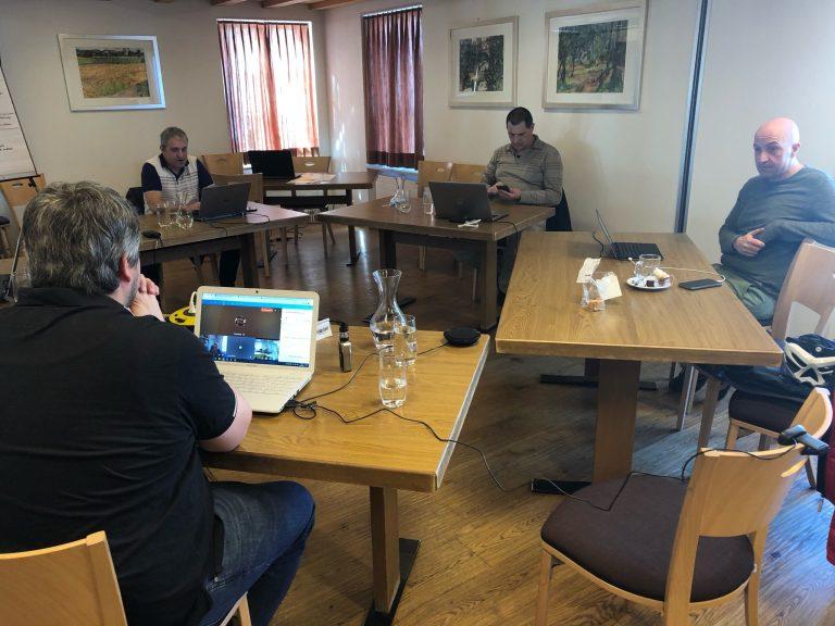 Workshop Gross- und Kleinanlässe