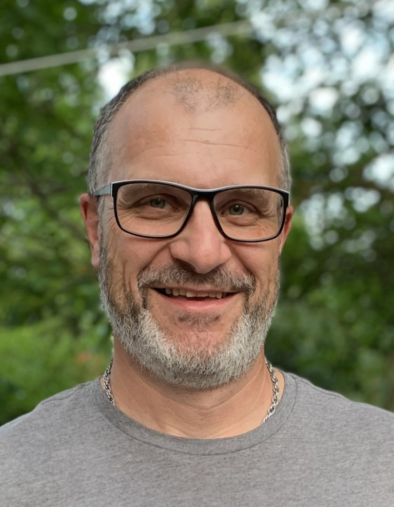 Porträt Stefan Huber