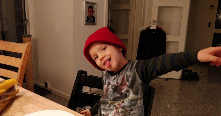 Den sødeste lille nisse Daniel