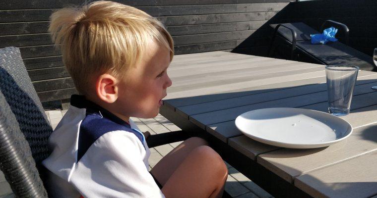 I sommerhus på Fyn