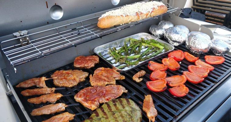 Weekend med grill-hygge, ikea tur og fødselsdag