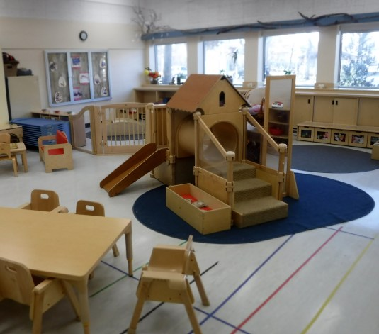 Toddler and Extended Hours room