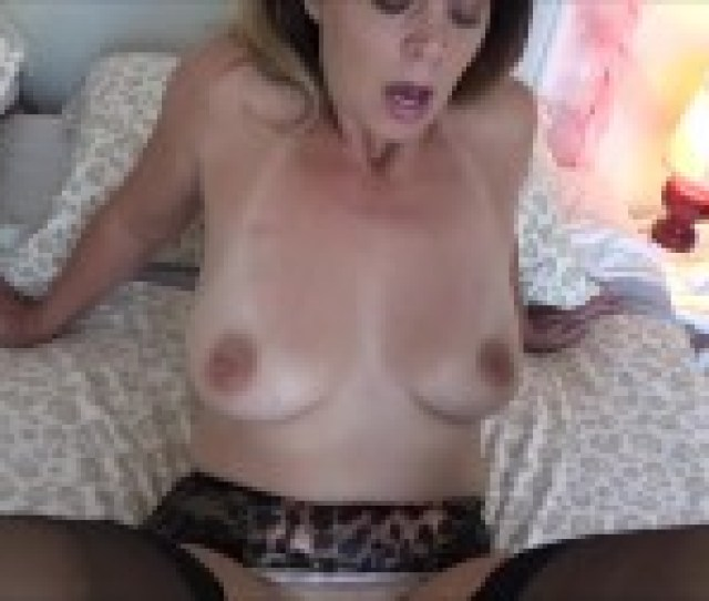 Son Home For The Holiday Gets Seduced By Step Mom