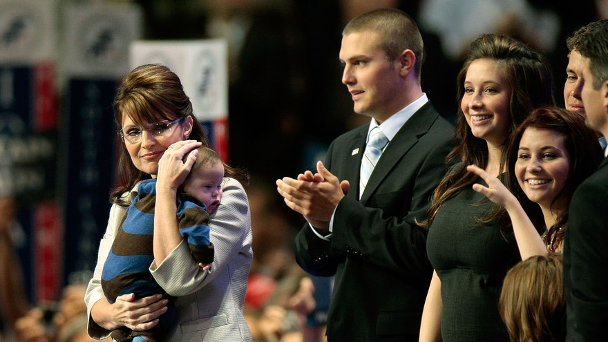 Sarah Palin's son arrested on domestic-violence charges ...