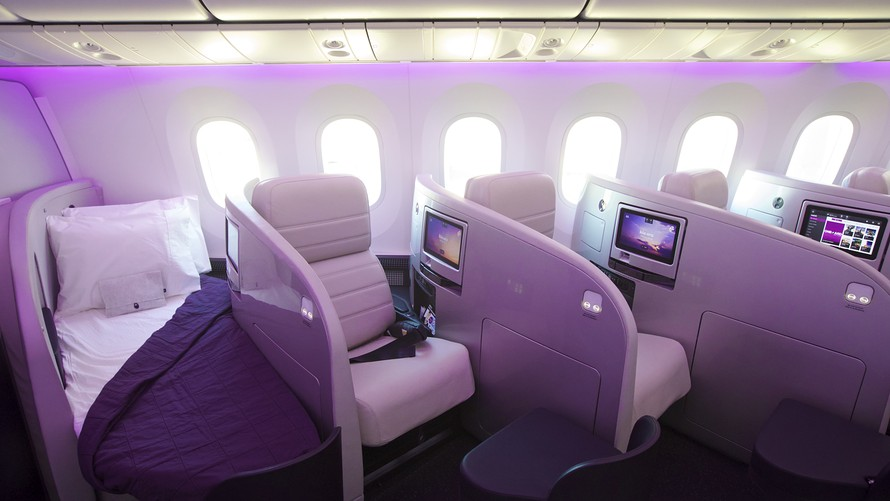 5 ways first class is actually better than flying in a ...